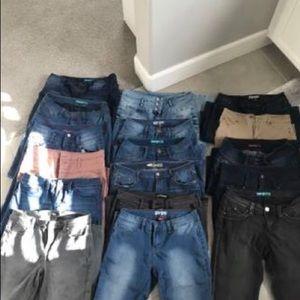 YMI Jeans size 9-11